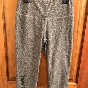 New Balance Capri leggings
